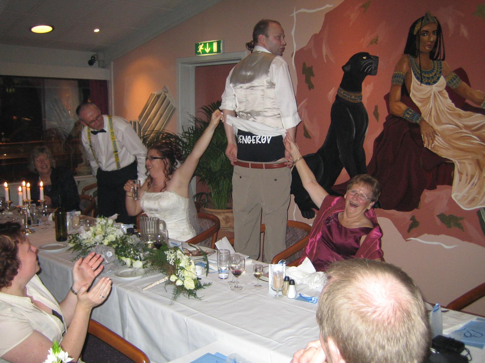 boxershorts til bryllup